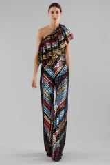 Drexcode - Dress in multicoloured sequins - Alcoolique - Rent - 2
