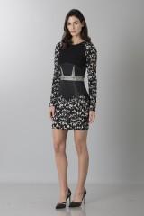 Drexcode - Patterned dress - Antonio Berardi - Sale - 4