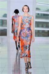 Drexcode - Floreal jacquard dress - Antonio Berardi - Sale - 2