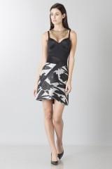 Drexcode - Short skirt with flowers - Blumarine - Sale - 5