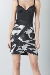 Drexcode - Short skirt with flowers - Blumarine - Sale - 7