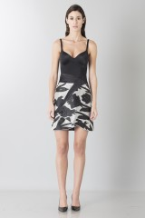 Drexcode - Short skirt with flowers - Blumarine - Sale - 1