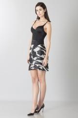 Drexcode - Short skirt with flowers - Blumarine - Rent - 6