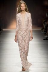 Drexcode - Long dress with sequin sale - Blumarine - Sale - 3