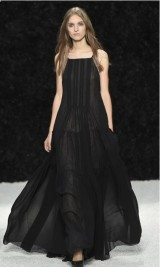 Drexcode - Black dress - Vera Wang - Rent - 2