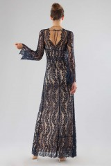 Drexcode - Blue lace dress with short sleeves - Catherine Deane - Sale - 7