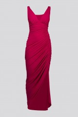 Drexcode - Asymmetric draped dress - Chiara Boni - Rent - 2