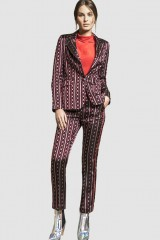 Drexcode - Complete jacket and pants in chain print - Giuliette Brown - Rent - 4