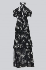 Drexcode - Top and skirt with floral pattern - Erdem - Rent - 7