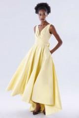 Drexcode - Yellow taffeta dress - Daphne - Rent - 1