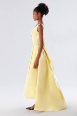 Drexcode - Yellow taffeta dress - Daphne - Rent - 3