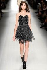 Drexcode - Bustier dress with polka dots - Blumarine - Rent - 3