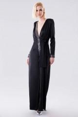 Drexcode - Long dress with rhinestone strap - Doris S. - Sale - 1