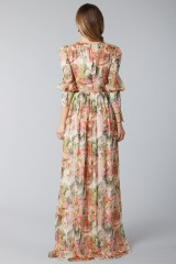 Drexcode - Flower dress with sleeves - Piccione.Piccione - Rent - 2