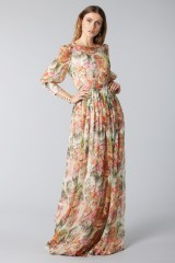 Drexcode - Flower dress with sleeves - Piccione.Piccione - Rent - 7