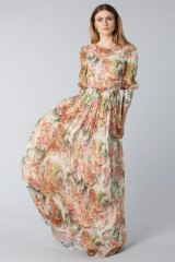 Drexcode - Flower dress with sleeves - Piccione.Piccione - Rent - 1