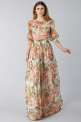 Drexcode - Flower dress with sleeves - Piccione.Piccione - Rent - 5