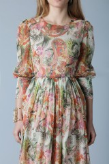 Drexcode - Flower dress with sleeves - Piccione.Piccione - Rent - 6