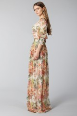 Drexcode - Flower dress with sleeves - Piccione.Piccione - Rent - 4