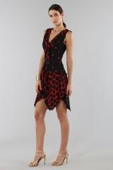 Drexcode - Short polka dot dress - Proenza Schouler - Rent - 3
