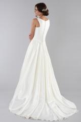 Drexcode - Wedding dress with bow on the waist - Ilenia Sweet by Bellantuono - Rent - 2