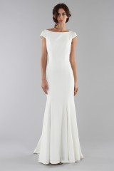Drexcode - Bridal gown with drop neckline - Ilenia Sweet by Bellantuono - Rent - 4