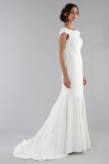 Drexcode - Bridal gown with drop neckline - Ilenia Sweet by Bellantuono - Rent - 3