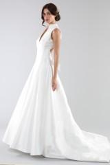 Drexcode - Wedding dress with neckline - Ilenia Sweet by Bellantuono - Rent - 5