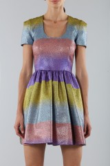 Drexcode - Multicolored glitter dress - Marco de Vincenzo - Rent - 5