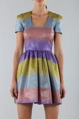 Drexcode - Multicolored glitter dress - Marco de Vincenzo - Sale - 5