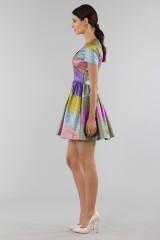 Drexcode - Multicolored glitter dress - Marco de Vincenzo - Rent - 6