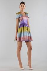 Drexcode - Multicolored glitter dress - Marco de Vincenzo - Rent - 3