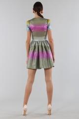 Drexcode - Multicolored glitter dress - Marco de Vincenzo - Sale - 4