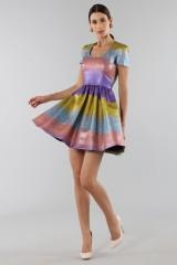 Drexcode - Multicolored glitter dress - Marco de Vincenzo - Rent - 1