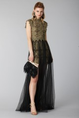 Drexcode - Lace dress with tulle skirt - Catherine Deane - Rent - 1