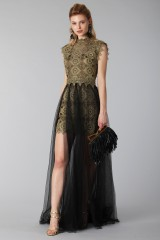 Drexcode - Lace dress with tulle skirt - Catherine Deane - Rent - 3