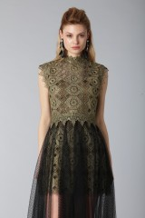 Drexcode - Lace dress with tulle skirt - Catherine Deane - Rent - 6