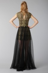 Drexcode - Lace dress with tulle skirt - Catherine Deane - Rent - 4