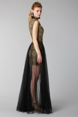 Drexcode - Lace dress with tulle skirt - Catherine Deane - Rent - 5