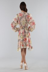 Drexcode - Silk dress - Philosophy by Lorenzo Serafini - Sale - 5
