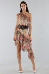 Drexcode - One-shoulder dress - Philosophy by Lorenzo Serafini - Sale - 1
