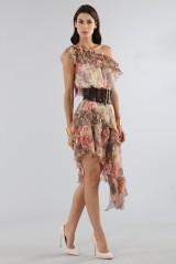 Drexcode - One-shoulder dress - Philosophy by Lorenzo Serafini - Sale - 3