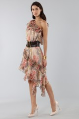 Drexcode - One-shoulder dress - Philosophy by Lorenzo Serafini - Sale - 4