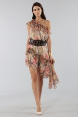 Drexcode - One-shoulder dress - Philosophy by Lorenzo Serafini - Sale - 5