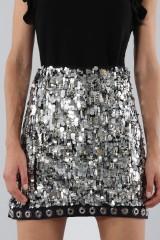 Drexcode - Sequins and rhinestones skirt - Aquilano Rimondi - Rent - 3