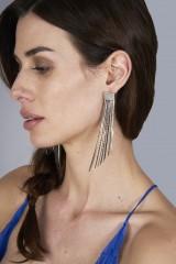 Drexcode - Metal earrings - Rosantica - Rent - 1