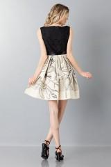 Drexcode - Hand-painted dress - Antonio Marras - Sale - 3