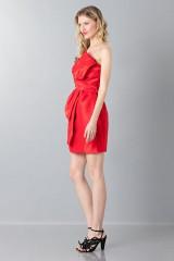 Drexcode - Silk bustier dress - Moschino - Rent - 4