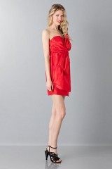 Drexcode - Silk bustier dress - Moschino - Rent - 3