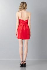 Drexcode - Silk bustier dress - Moschino - Rent - 2